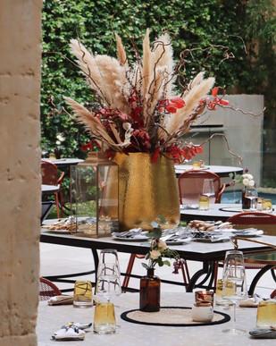 ROUGE - Le restaurant