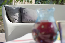 Details, outdoor relax area