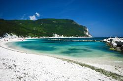 Conero, Portonovo beach