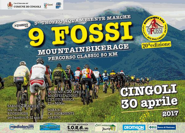 Sport event in Cingoli