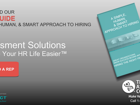 A Simple Human, & Smart Approach to Hiring - Free Guide Download