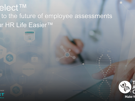 Say hello to the future of employee assessments