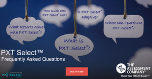 PXT Select™ Frequently Asked Questions