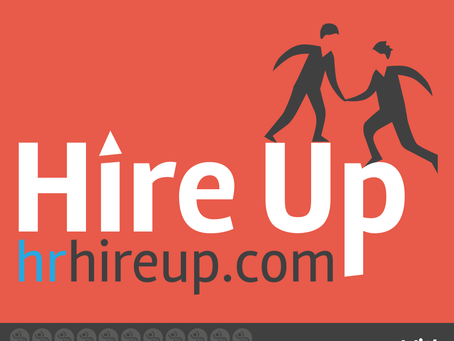 WHAT IS THE HIRE UP PODCAST?