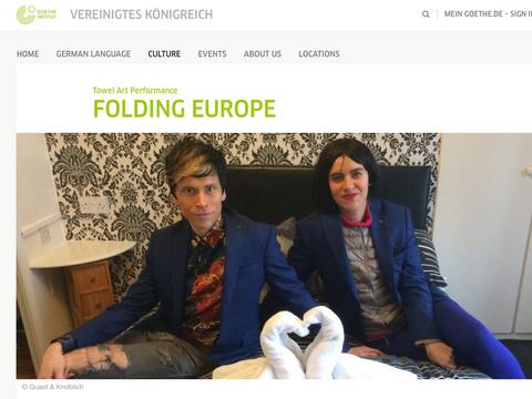 Folding Europe