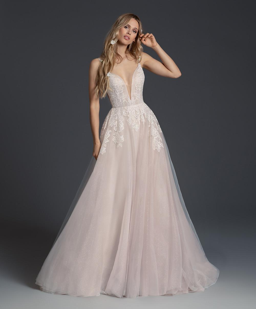 hayley paige bridal wedding dress jlm couture
