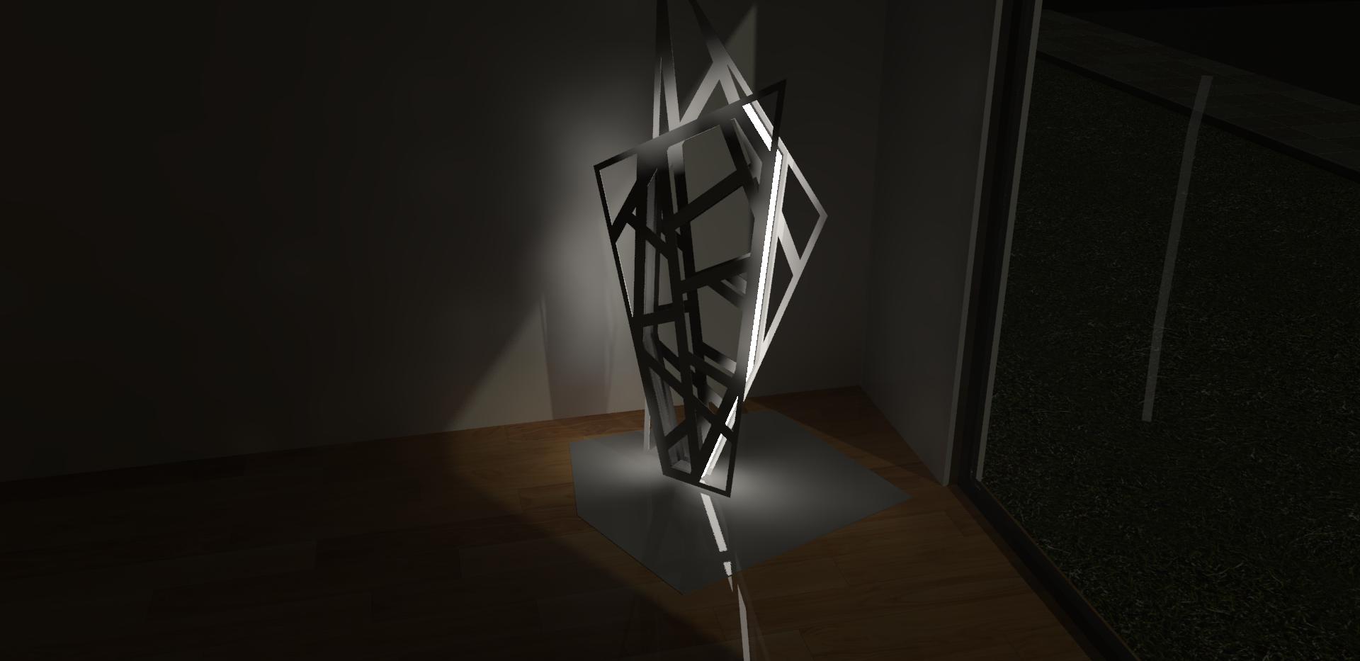 Luminaire Led Salon