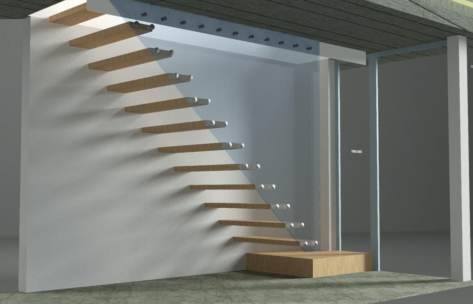 Escalier Gdc Verre