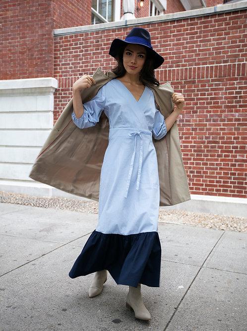 Samantha Dress (S/No.DS9C77)