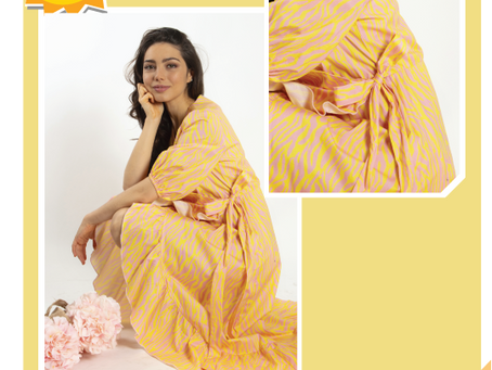 How the Sunny Hue On Dress will change your mood?