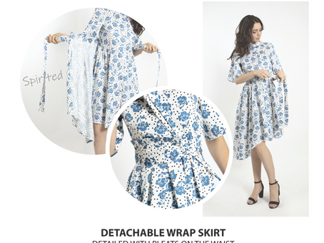 Wrap Yourself in These Wrap Dresses