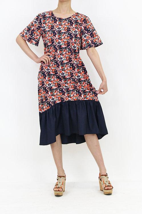 Megan Dress (S/No.DE1E79)