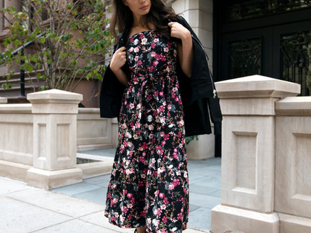 Floral Prints Are Always a Win