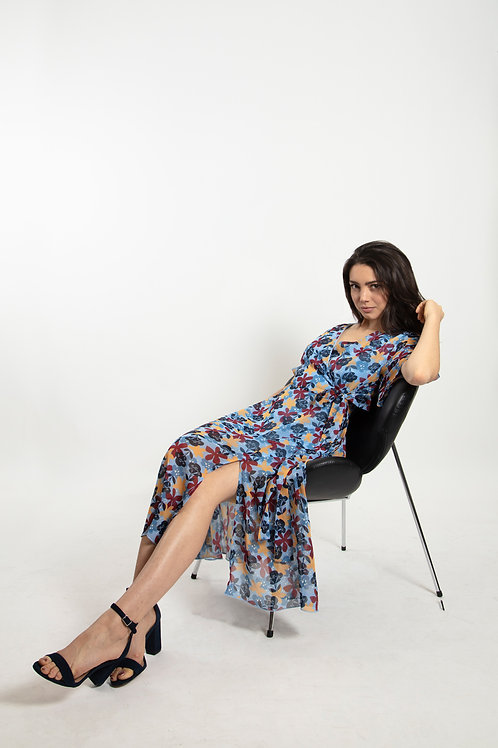 Olivia Dress (S/No.DS0C39)