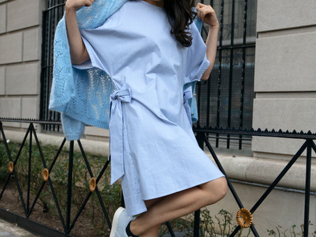 How to transform your shirtdress styles from office to cocktail hour