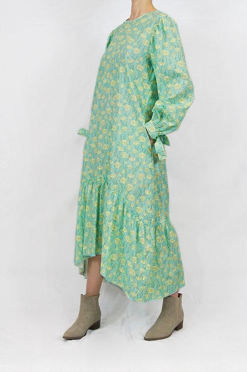 Britney Dress (S/No. DSF21-13PR)