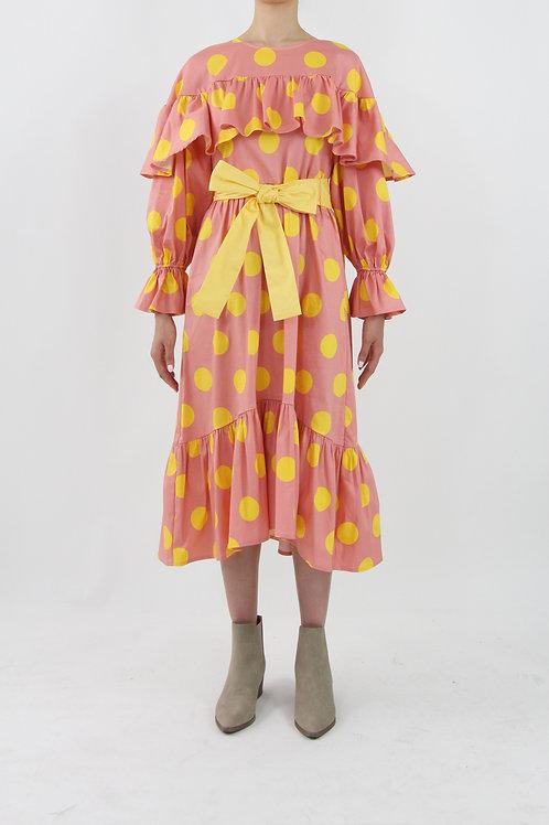 Bella Dress (S/No.DS0D59)