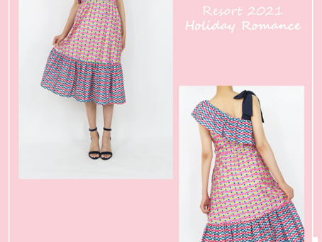 Introducing RESORT 2021 Collection/ Holiday Romance