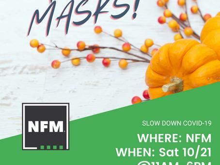 Free Masks Distribution