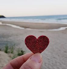 Beach Heart 1