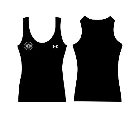 BLACK Female Logo Vest