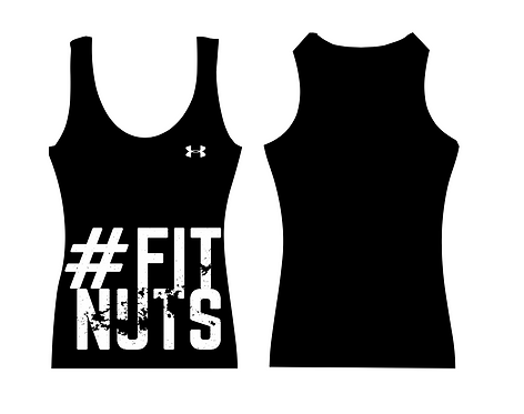 #FITNUTS Female Vest