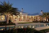 Florida Beachfront Residence High-end  Interior Design by JDE Interior Design
