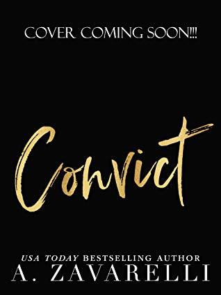 Convict (Sin City Salvation #2) by A. Zavarelli