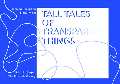 Tall Tales of Transparent Things Banner