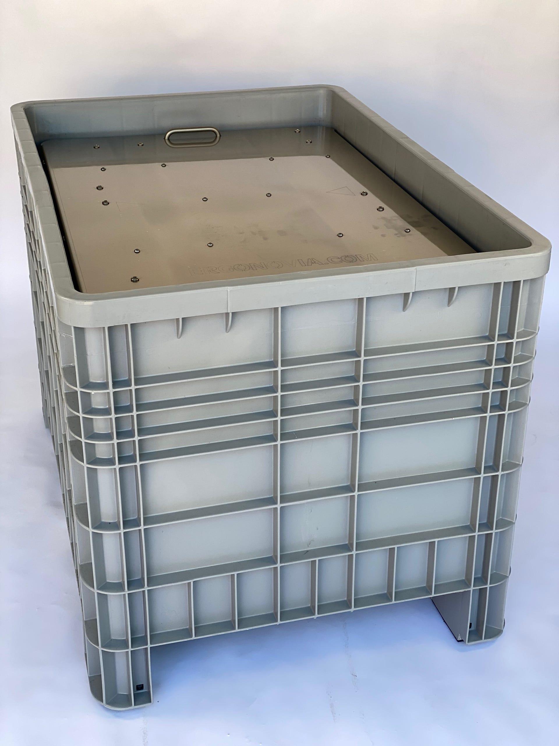 Ergo-BOX CTH1 mit Federsystem