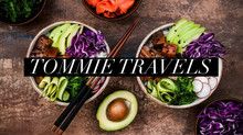 Eating healthy on a budget whilst travelling
