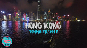 Tommie's Perfect 3 day Hong Kong Weekend