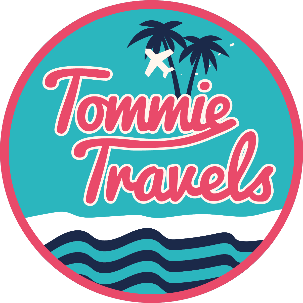 Tommie Travels Logo 1