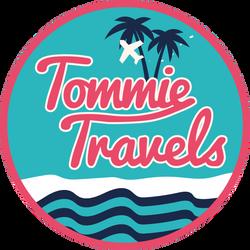 Tommie Travels Logo 1