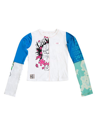 Meïloumi x Free Time - Long Sleeve T-shirt
