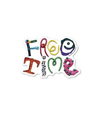 Sticker - Free Time
