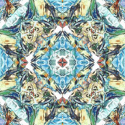 Fishtail Kaleidoscope