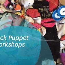 Sock Puppet Workshops
