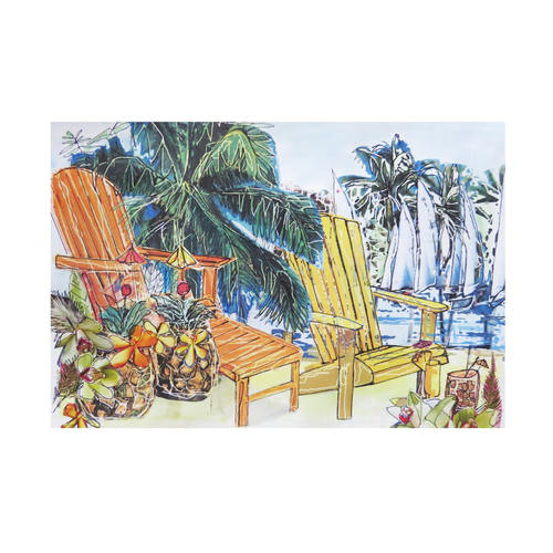 Deckchairs and Cocktails