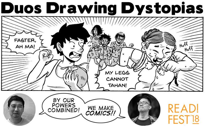COSH Studios new comics
