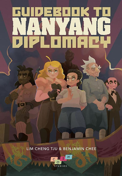 Cover art for Guidebook-to-nanyang-diplomacy