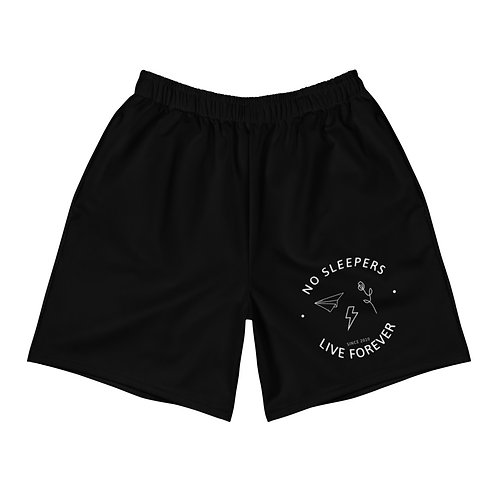 NSLF Men's Athletic Long Shorts