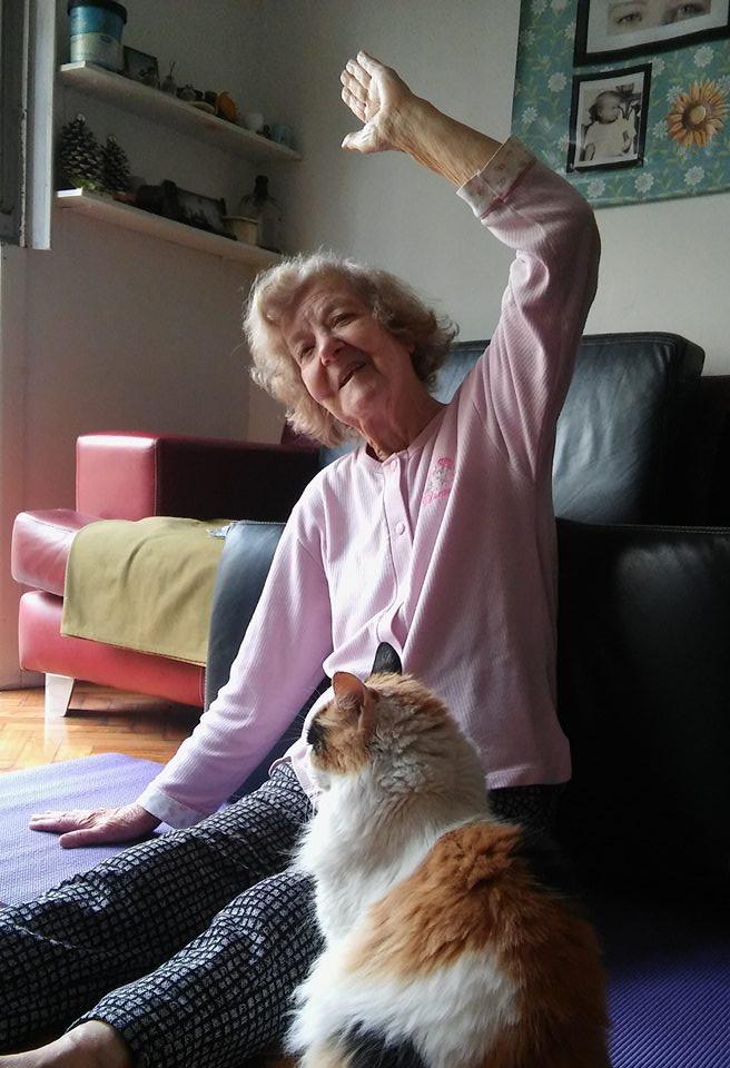 Yoga terapia a domicilio