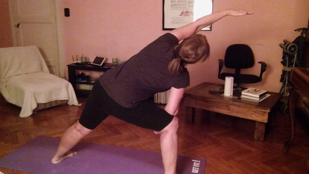 hatha yoga dinamico a domicilio
