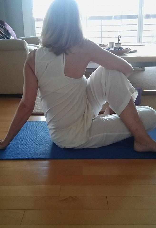 Yoga a domicilio