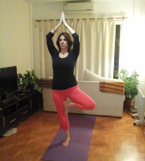 yoga dinamico a domicilio