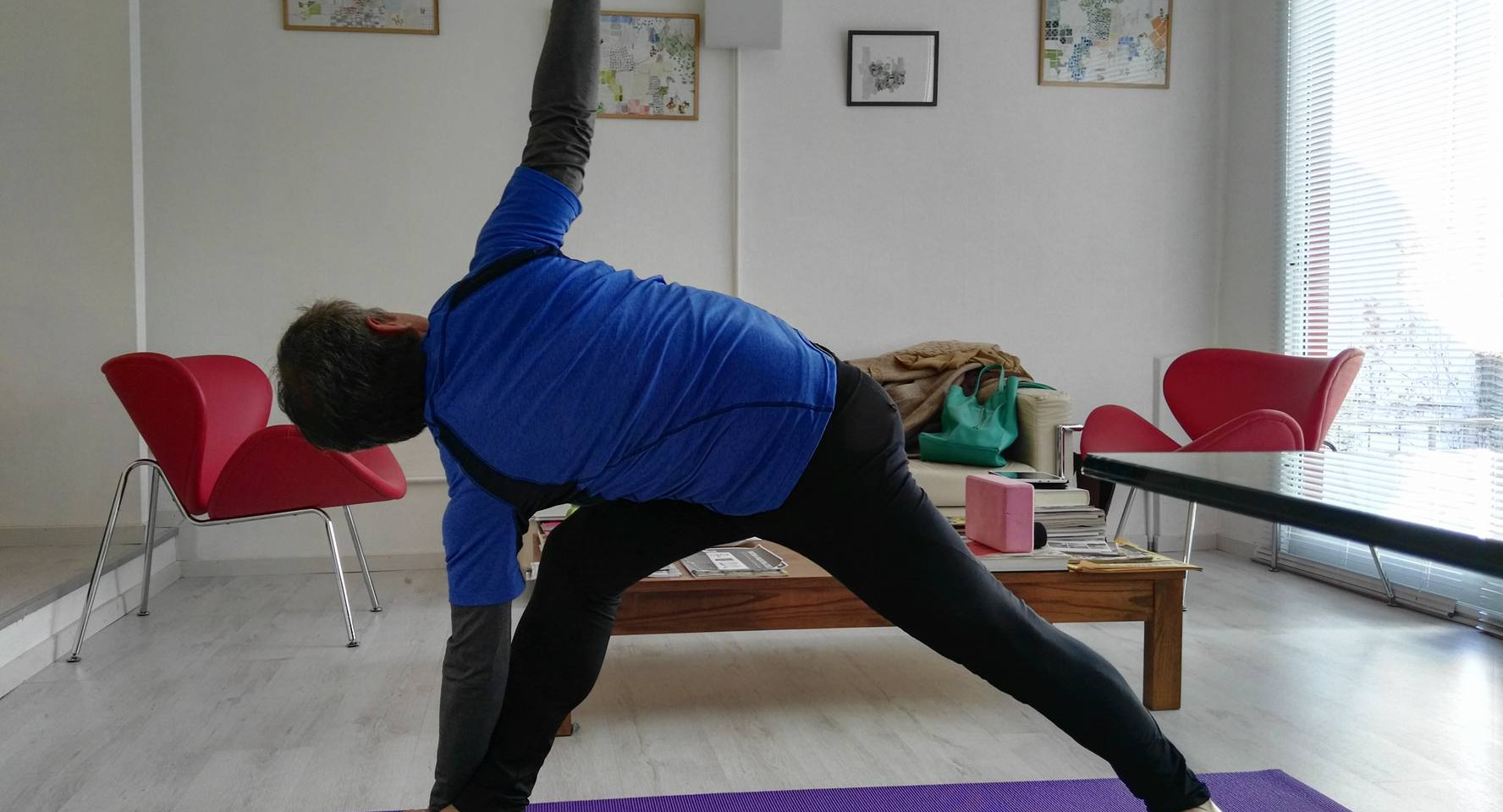 Yoga en la empresa