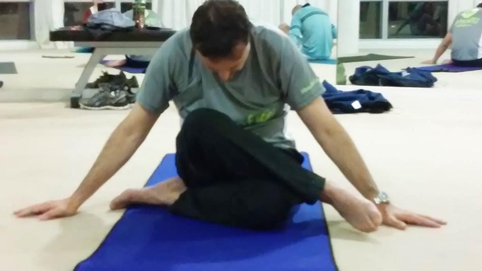 hatha yoga a domicilio