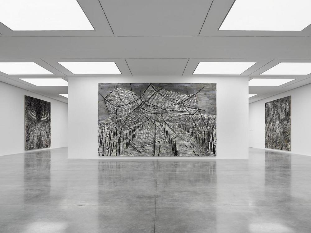המלצה על תערוכת אמנות של אנסלם קיפר בלונדון