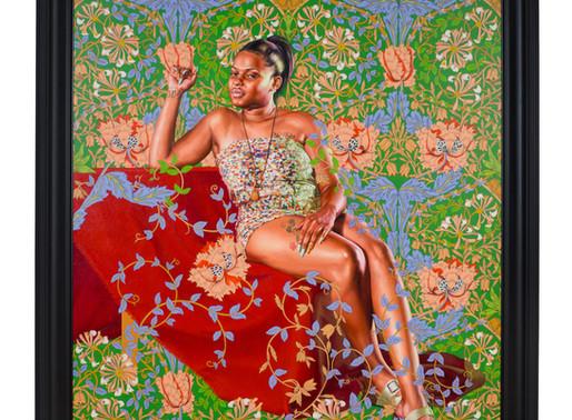 תערוכת האמנות של קהינדה ויילי בלונדון